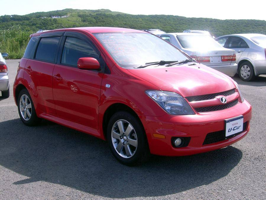 2006 Toyota Ist F Related Infomationspecifications Weili