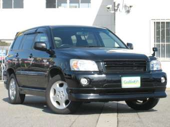 2004 Toyota Kluger V Wallpapers, 3.0l., Gasoline, Automatic For Sale