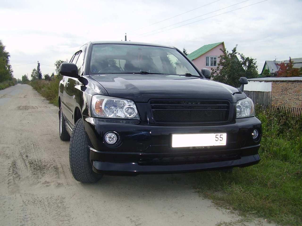 2004 toyota kluger v wallpapers 24l gasoline