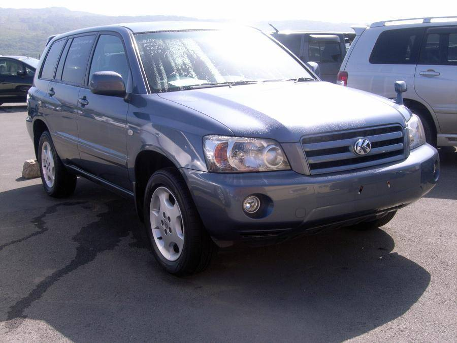 2005 toyota kluger v for sale 2400cc gasoline ff