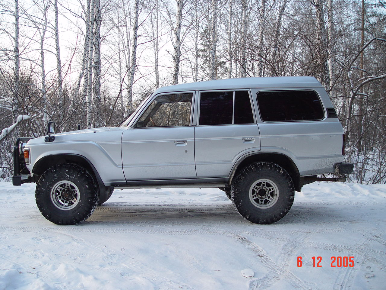 1985 Toyota LAND Cruiser Pictures For Sale