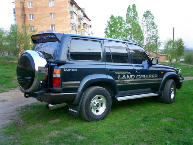 1993 toyota land cruiser pictures for sale