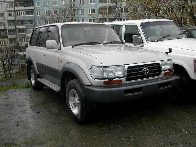 1996 toyota land cruiser pictures 4200cc diesel. Black Bedroom Furniture Sets. Home Design Ideas