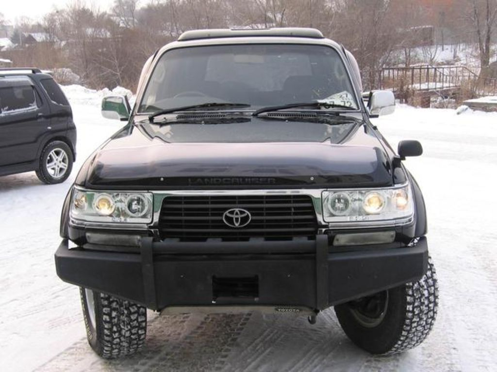 1996 toyota land cruiser pictures 4500cc gasoline. Black Bedroom Furniture Sets. Home Design Ideas