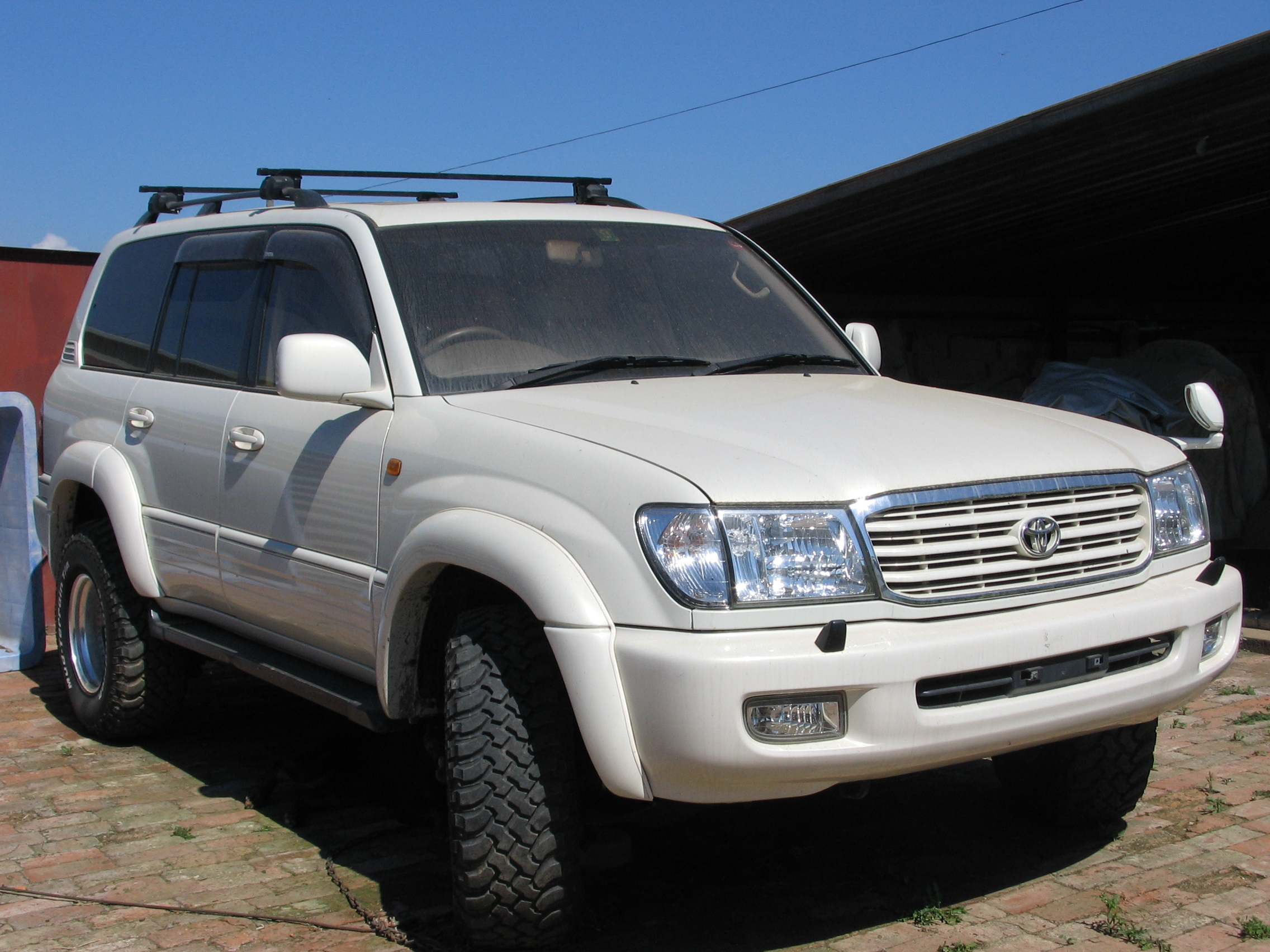 1999 Toyota LAND Cruiser For Sale 4200cc Diesel Automatic For Sale