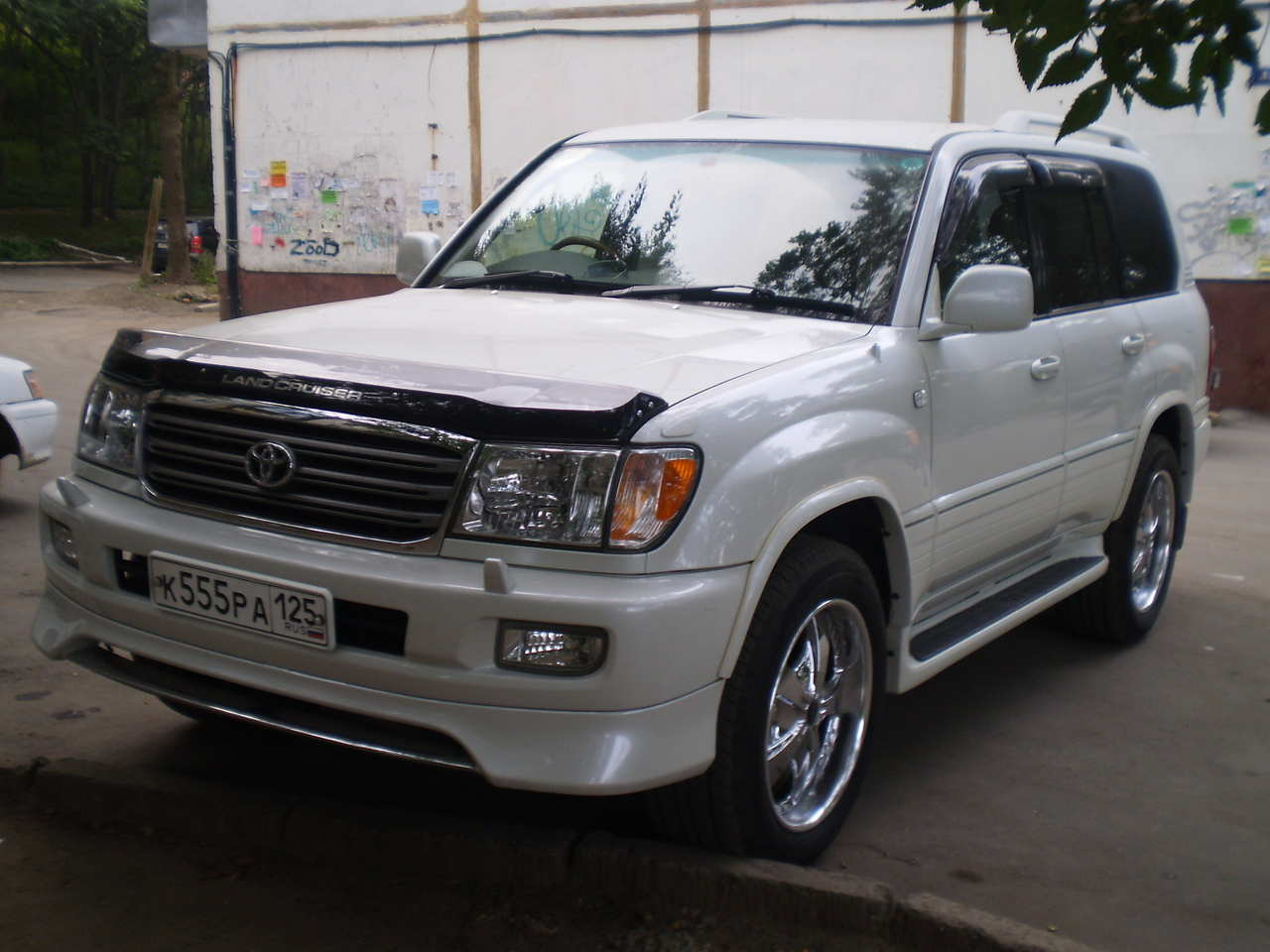 2004 toyota land cruiser for sale 4700cc gasoline automatic for sale. Black Bedroom Furniture Sets. Home Design Ideas