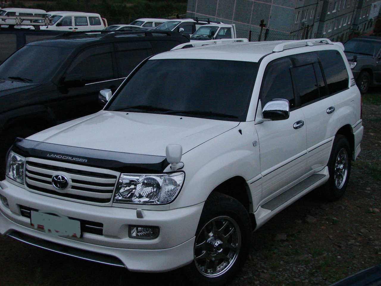 2005 toyota land cruiser for sale 4700cc gasoline automatic for sale. Black Bedroom Furniture Sets. Home Design Ideas