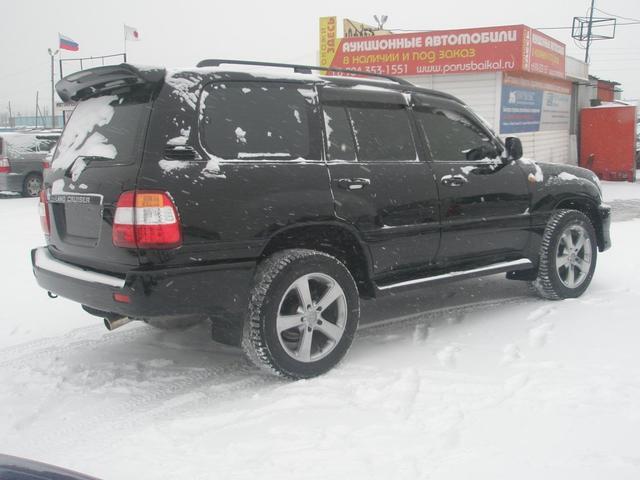 2006 toyota land cruiser for sale 4700cc gasoline automatic for sale. Black Bedroom Furniture Sets. Home Design Ideas