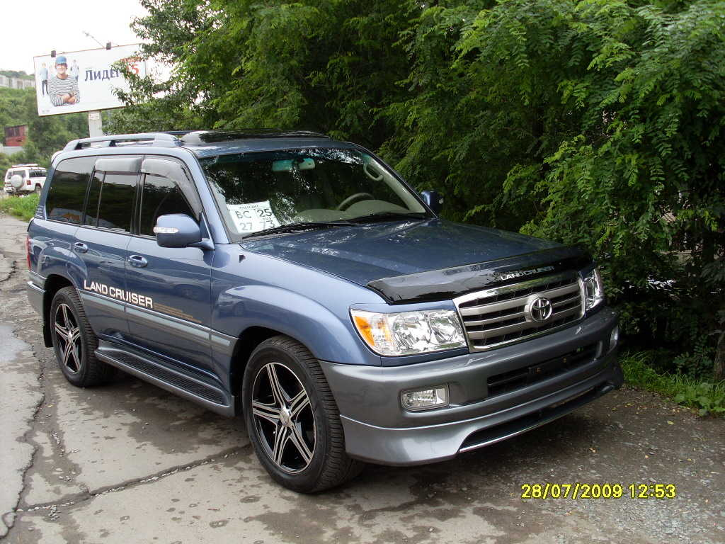 2006 toyota land cruiser pictures gasoline automatic for sale. Black Bedroom Furniture Sets. Home Design Ideas