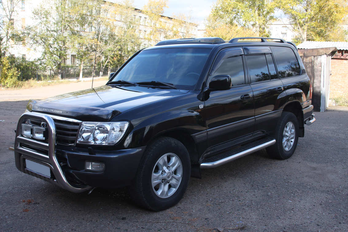2006 Toyota Land Cruiser Pictures 4 2l Diesel Automatic For Sale