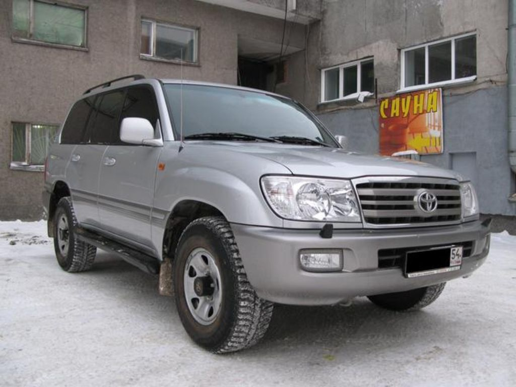 used 2007 toyota land cruiser photos. Black Bedroom Furniture Sets. Home Design Ideas
