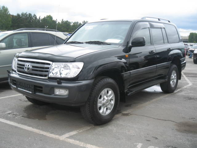 Photo #1   Enlarge Photo 640x480 2007 Toyota LAND Cruiser Photos