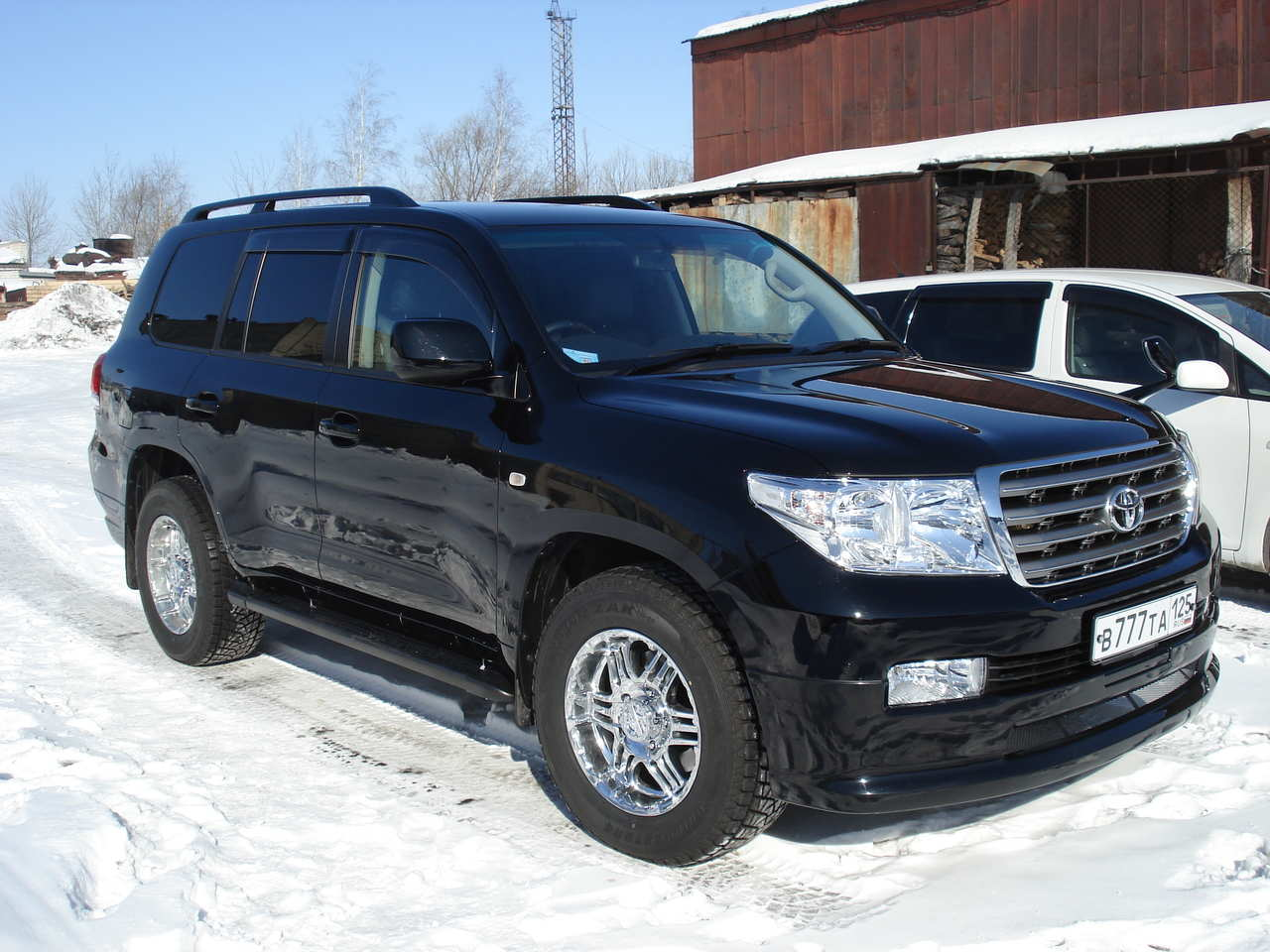 used 2008 toyota land cruiser photos 4700cc gasoline automatic for sale. Black Bedroom Furniture Sets. Home Design Ideas