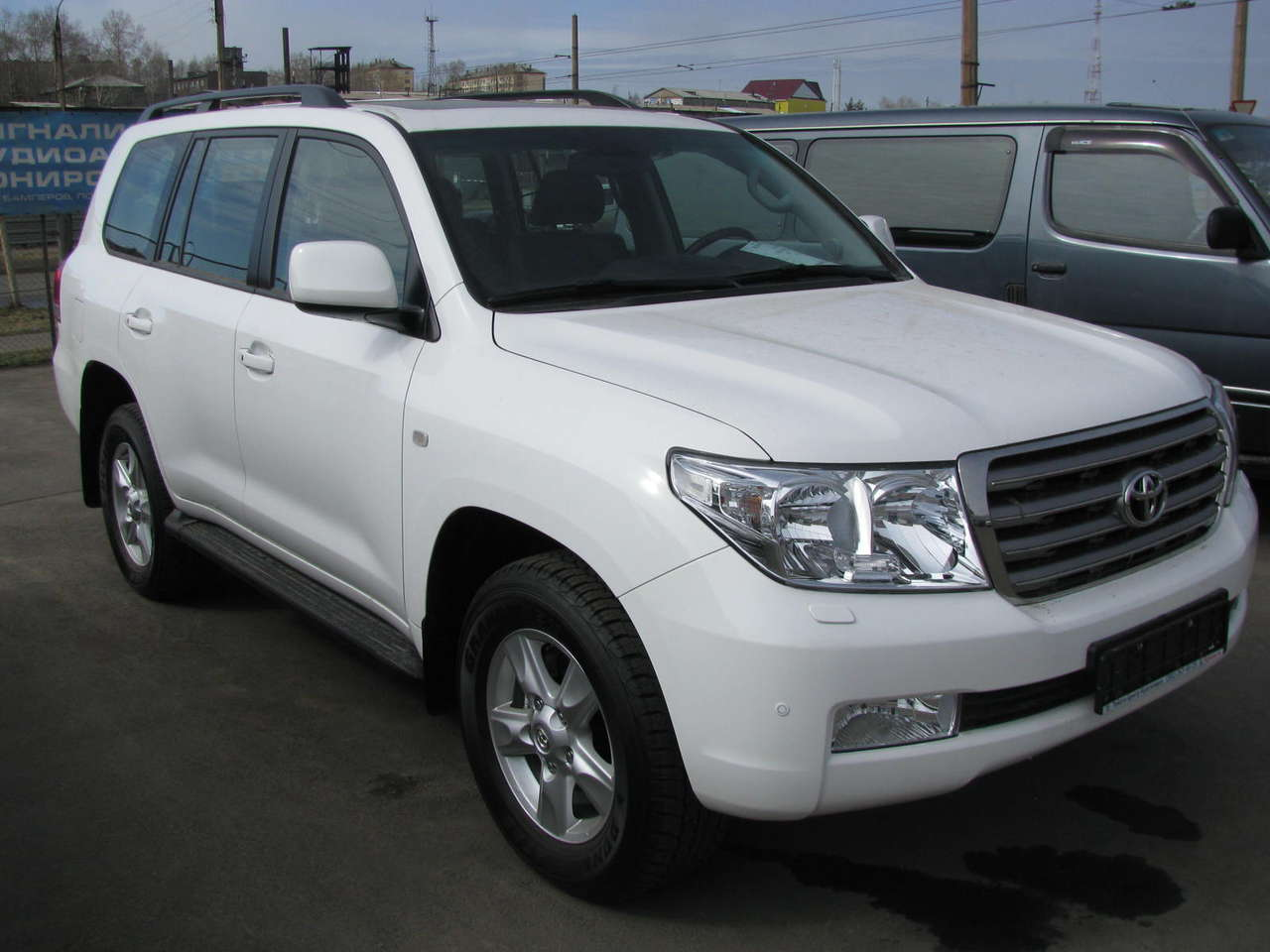 used 2010 toyota land cruiser photos 4700cc gasoline. Black Bedroom Furniture Sets. Home Design Ideas