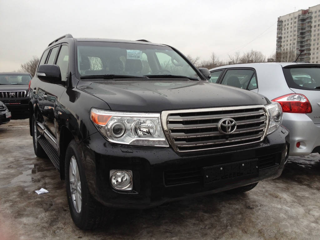 used 2012 toyota land cruiser photos 4600cc gasoline automatic for sale. Black Bedroom Furniture Sets. Home Design Ideas