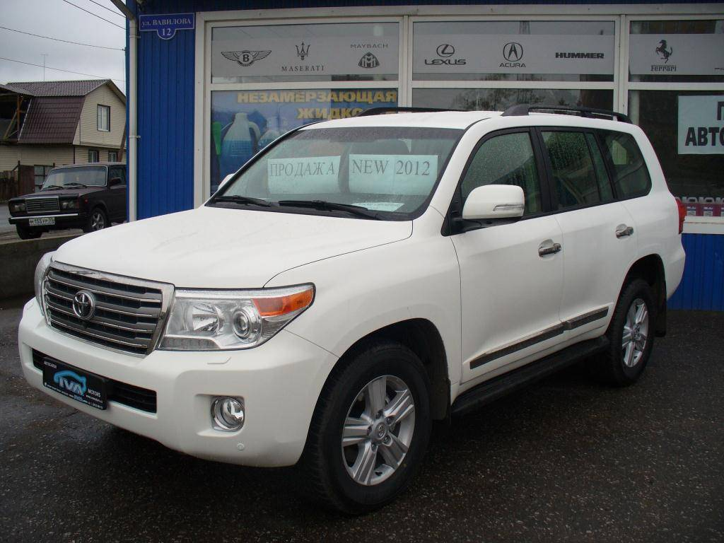 used 2012 toyota land cruiser photos 4461cc diesel automatic for sale. Black Bedroom Furniture Sets. Home Design Ideas