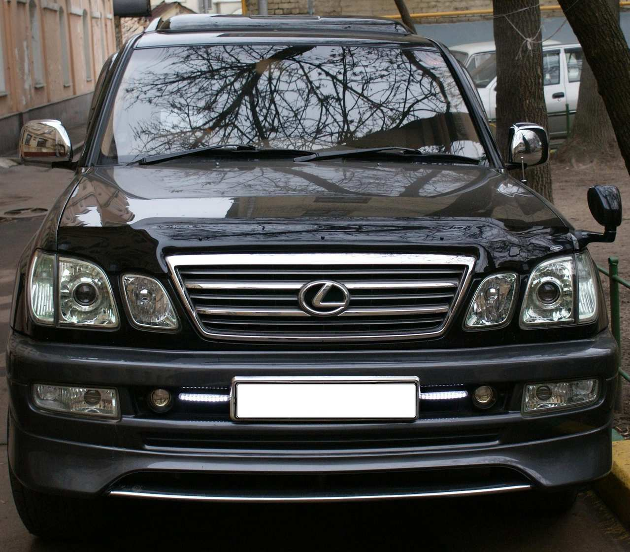 2003 Toyota Land Cruiser Transmission: Used 2003 Toyota LAND Cruiser Cygnus Photos, 4700cc