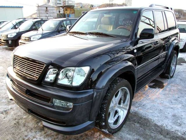 2004 toyota land cruiser cygnus for sale. Black Bedroom Furniture Sets. Home Design Ideas