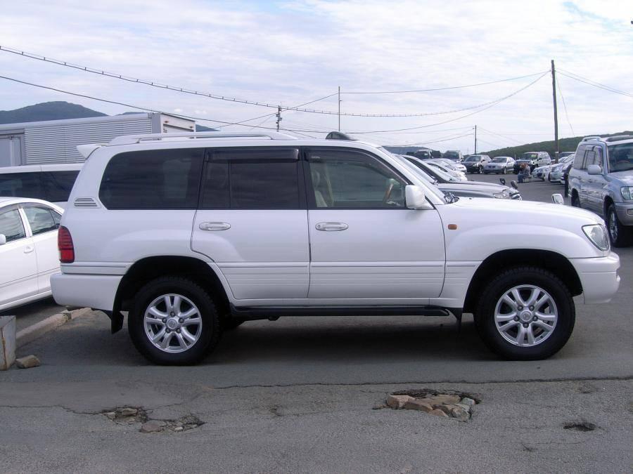 2005 Toyota Land Cruiser Cygnus Pictures 4 7l Gasoline