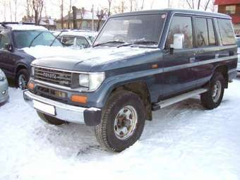 1991 Toyota LAND Cruiser Prado