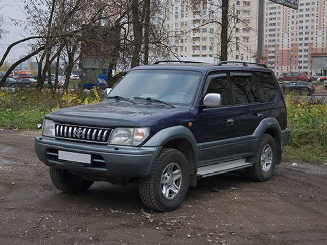 1998 toyota land cruiser prado pictures. Black Bedroom Furniture Sets. Home Design Ideas