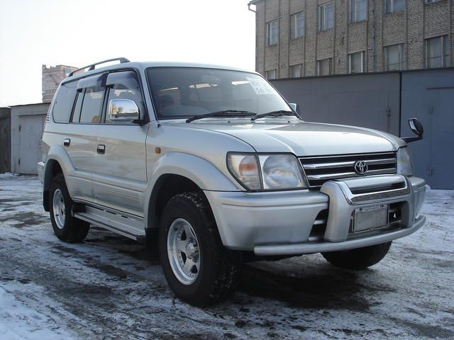 1998 toyota land cruiser prado for sale. Black Bedroom Furniture Sets. Home Design Ideas