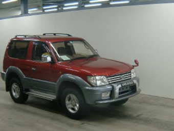 2002 Toyota LAND Cruiser Prado