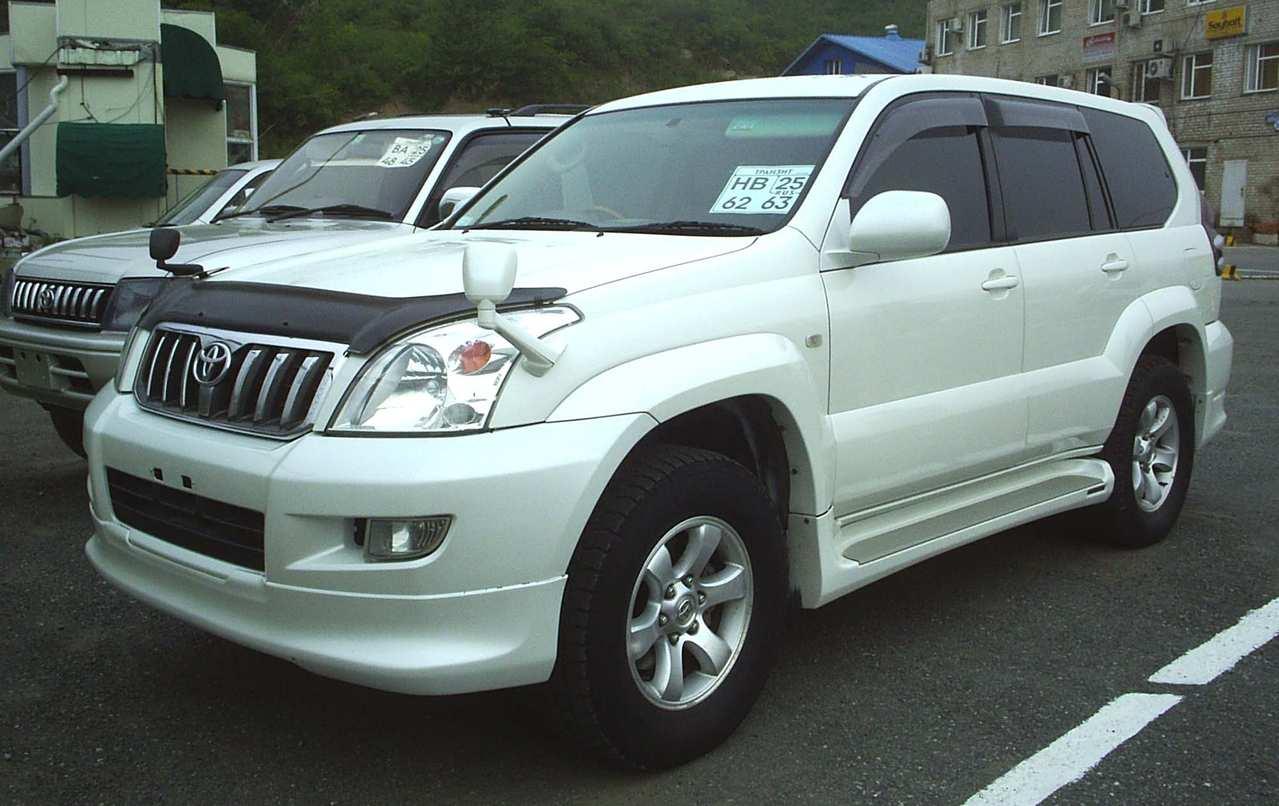 Toyota prado 2002 for sale south africa