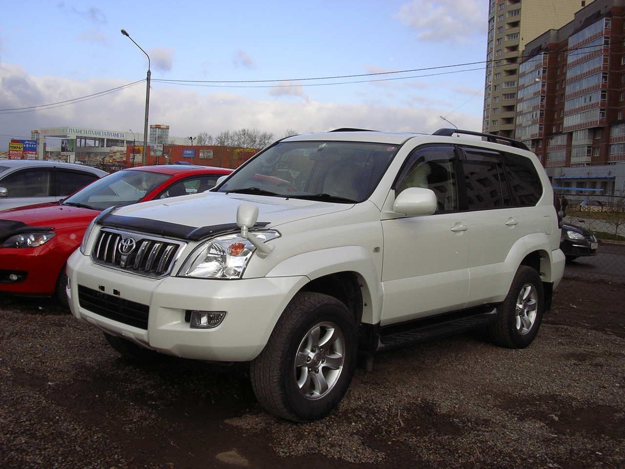2004 toyota land cruiser prado for sale 2700cc gasoline. Black Bedroom Furniture Sets. Home Design Ideas