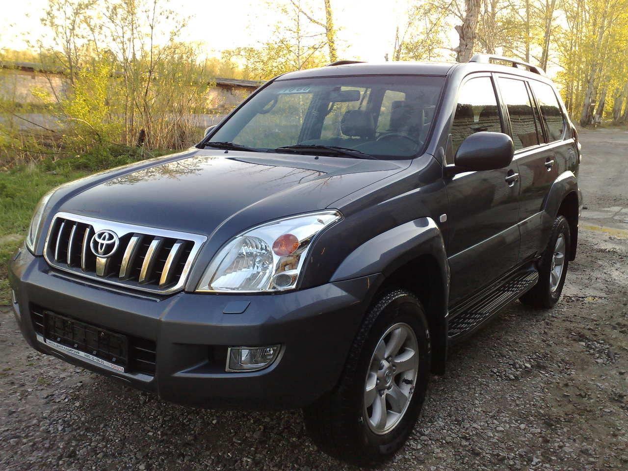 used 2004 toyota land cruiser prado photos 4000cc. Black Bedroom Furniture Sets. Home Design Ideas