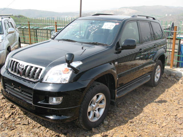 2005 toyota land cruiser prado pictures 2700cc gasoline automatic for sale. Black Bedroom Furniture Sets. Home Design Ideas