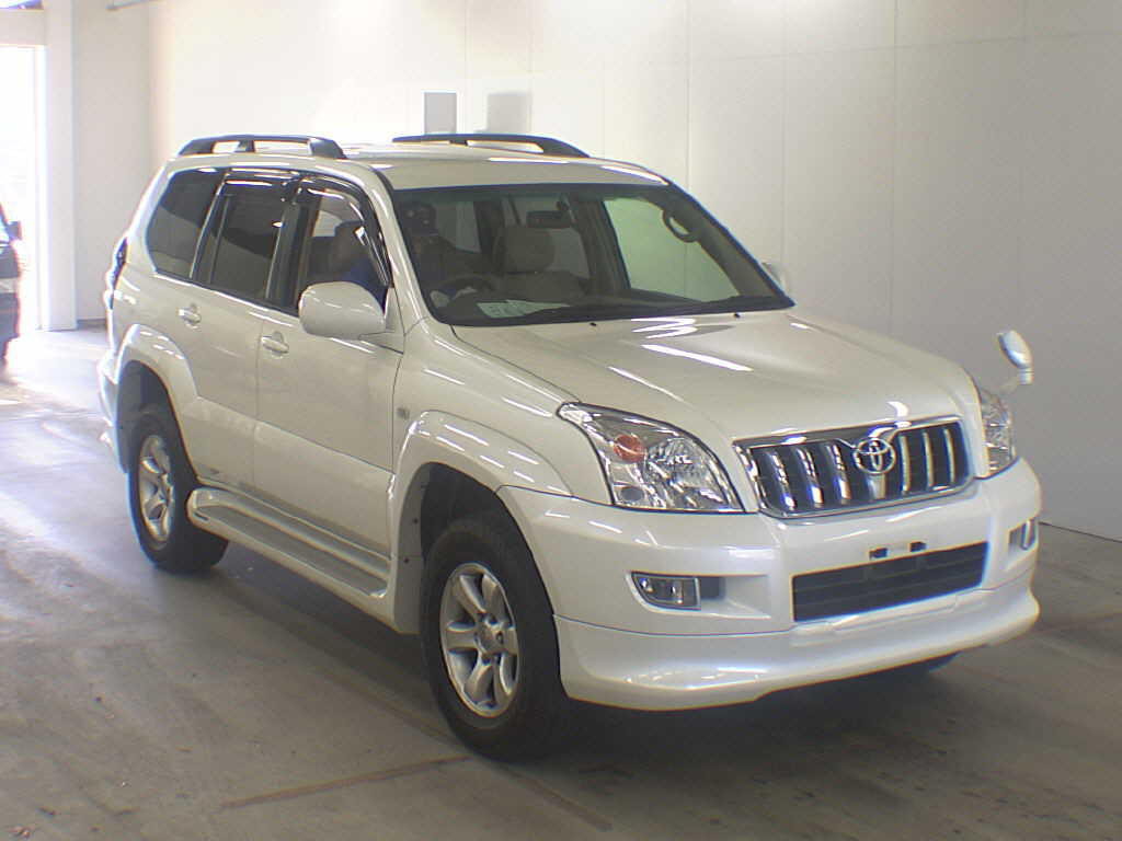 Kelebihan Kekurangan Toyota Prado 2005 Top Model Tahun Ini