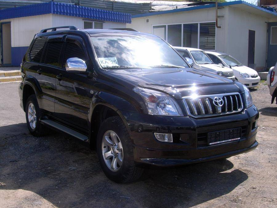 used 2005 toyota land cruiser prado photos 4000cc gasoline automatic for sale. Black Bedroom Furniture Sets. Home Design Ideas