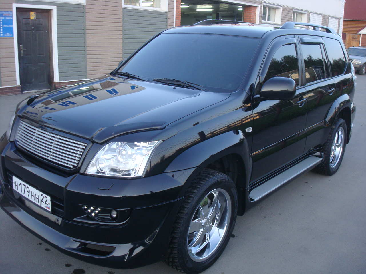 2006 toyota land cruiser prado pictures gasoline automatic for sale. Black Bedroom Furniture Sets. Home Design Ideas