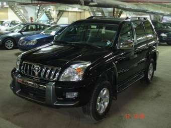 2008 Toyota LAND Cruiser Prado Photos