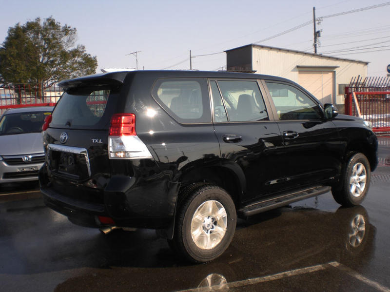 2010 Toyota LAND Cruiser Prado For Sale, 2700cc , Gasoline