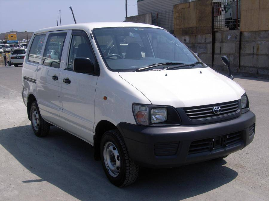 2006 toyota lite ace pictures gasoline automatic for sale. Black Bedroom Furniture Sets. Home Design Ideas