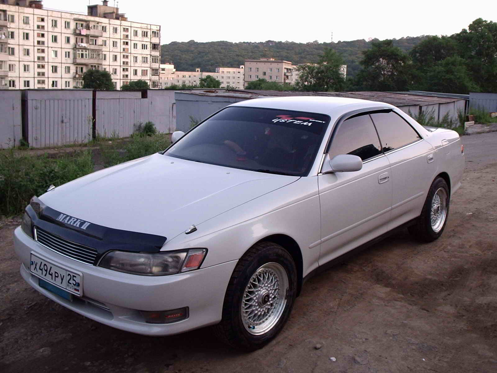 1993 toyota mark ii pictures 2000cc gasoline fr or rr automatic for sale. Black Bedroom Furniture Sets. Home Design Ideas
