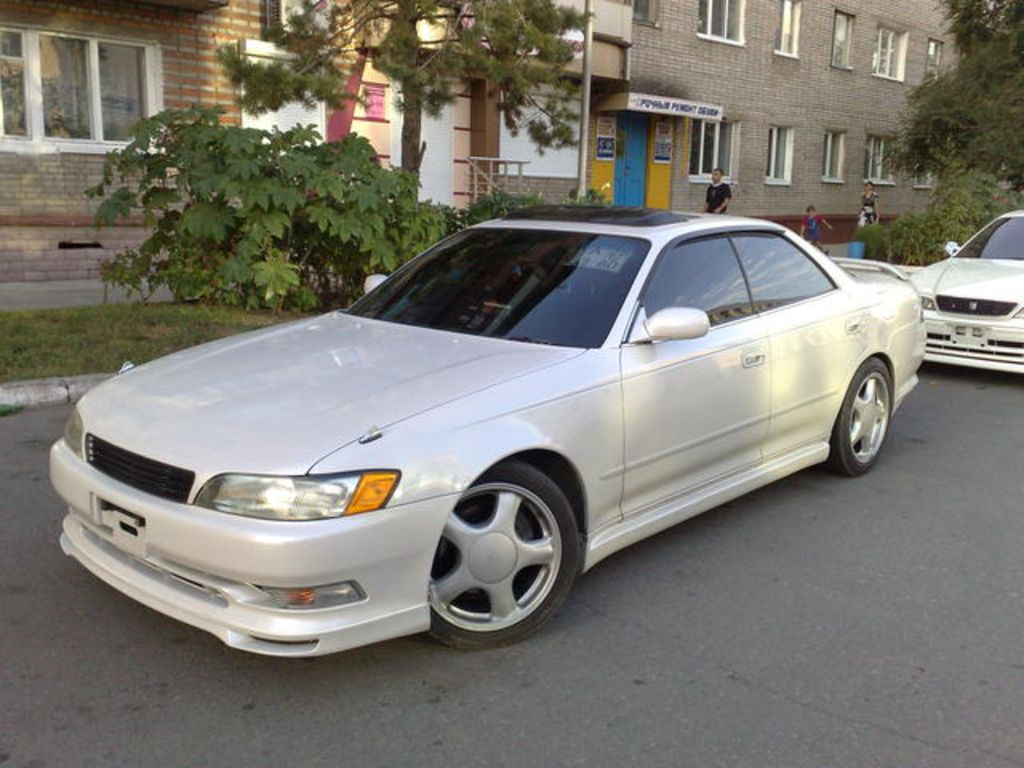 1995 toyota mark ii pictures