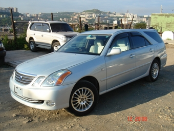 2002 Toyota Mark II Wagon Blit