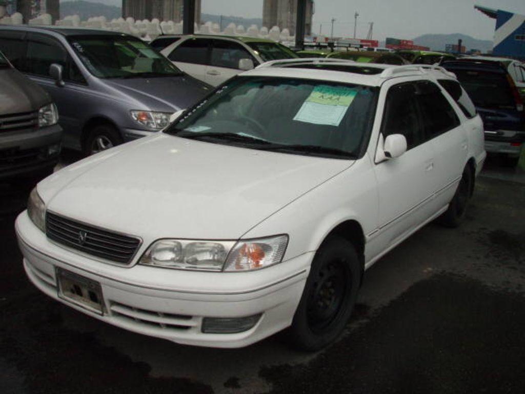 1jz gte turbo used toyota mark ii wagon qualis 1999 toyota mark .