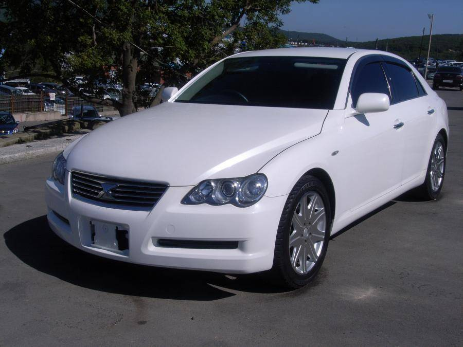 2005 Toyota Mark X Specs  Engine Size 2500cm3  Fuel Type Gasoline  Drive Wheels Fr Or Rr