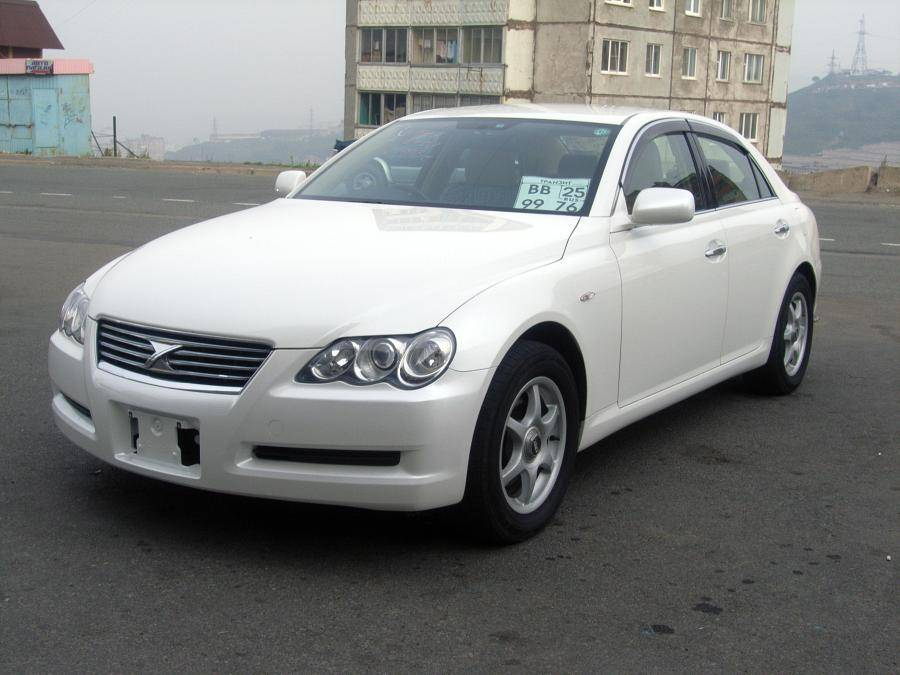 used 2006 toyota mark x photos 2500cc gasoline automatic for sale. Black Bedroom Furniture Sets. Home Design Ideas