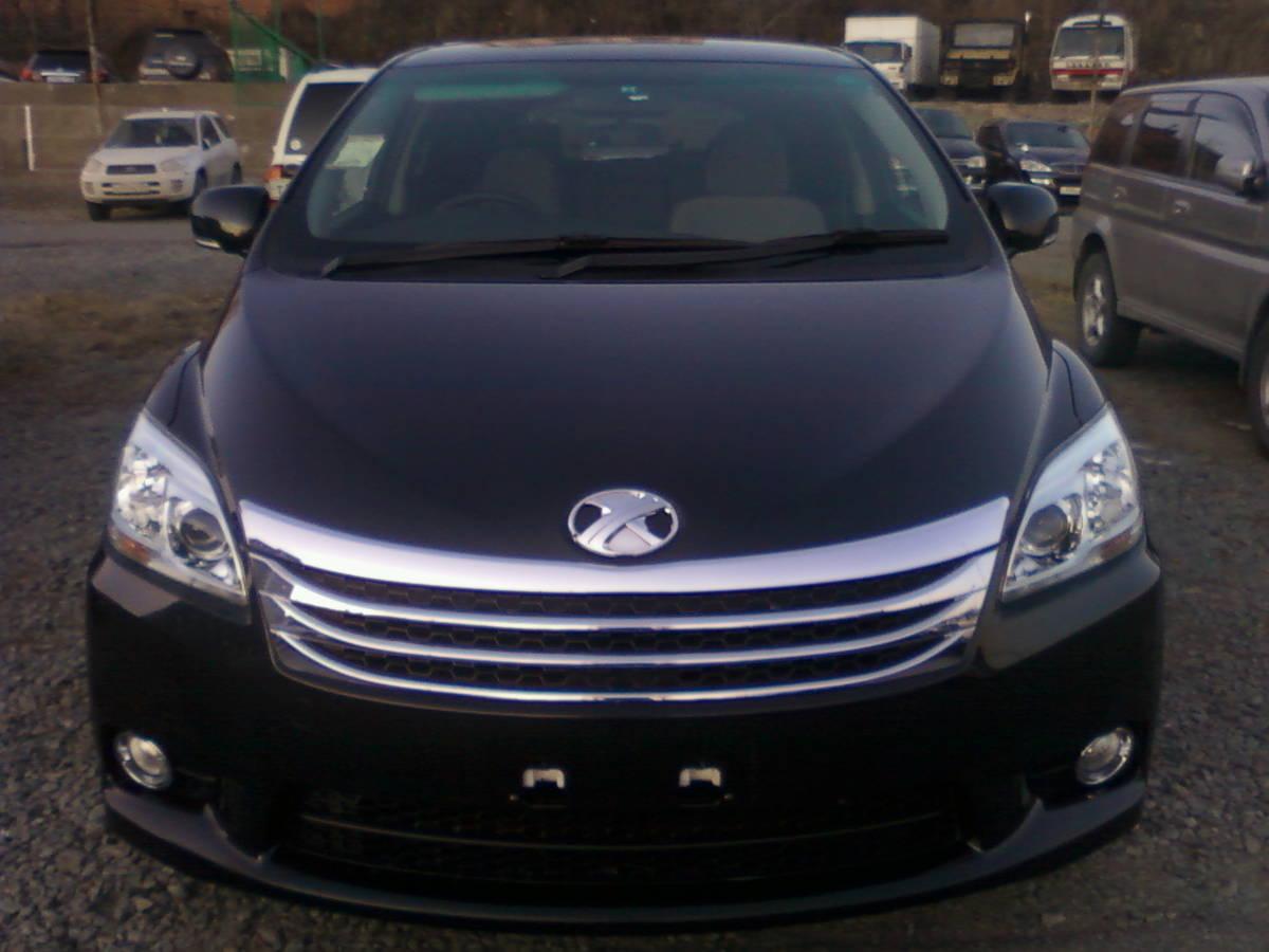 2010 Toyota Mark X Zio Pictures 2 4l Gasoline Ff Automatic For Sale