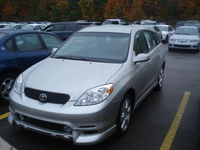 2002 toyota matrix for sale 1 8 gasoline ff manual for sale. Black Bedroom Furniture Sets. Home Design Ideas