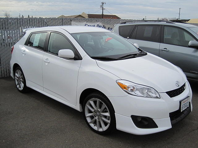 used 2009 toyota matrix photos 2400cc gasoline ff. Black Bedroom Furniture Sets. Home Design Ideas