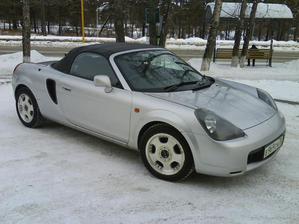 2002 Toyota MR-S Pictures, 1800cc., Gasoline, FR or RR, Automatic ...