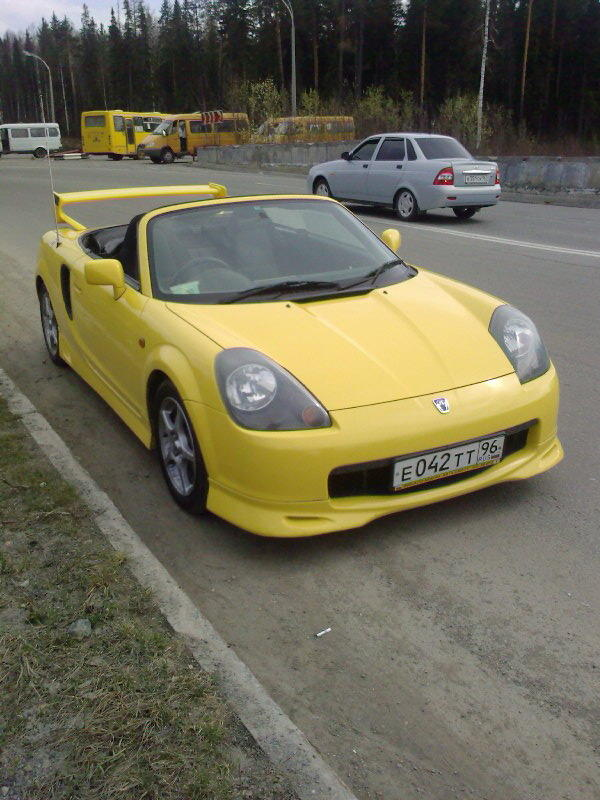 used 2002 toyota mr-s pictures, 1.8l., gasoline, fr or rr, manual
