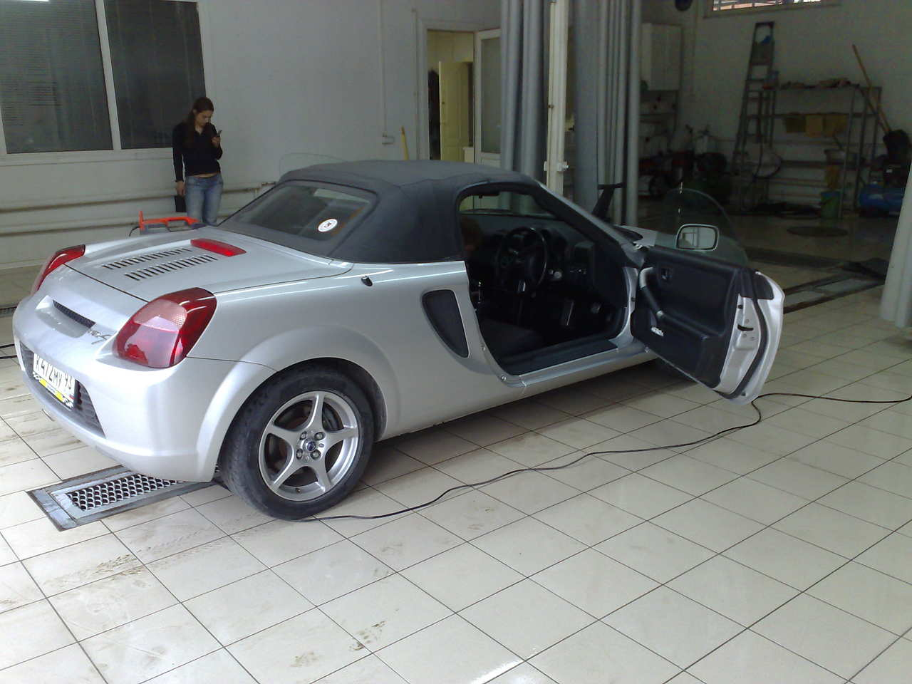 2002 Toyota MR-S For Sale, 1800cc., Gasoline, FR or RR, Manual For ...