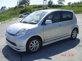 used 2004 toyota passo photos 1000cc gasoline ff automatic for sale rh cars directory net Toyota Passo 2009 Gray Be FORWARD Toyota Passo 2004